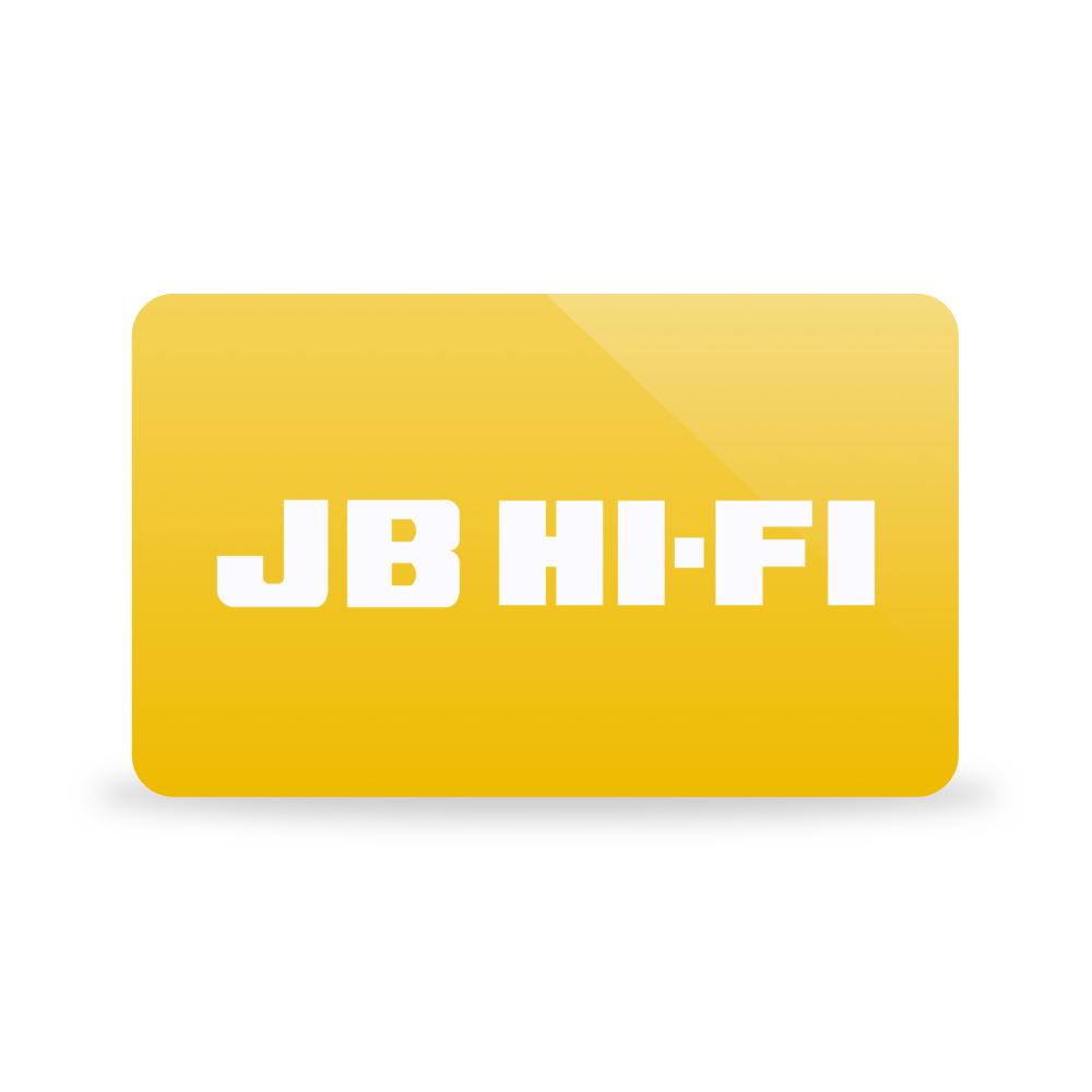Gift card jbhifi