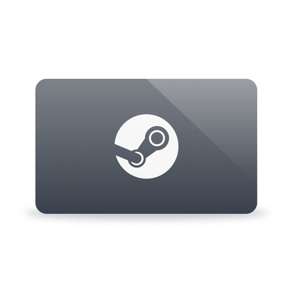 Gift card steam